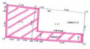 松木町区画図